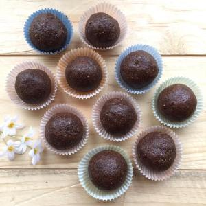 Chocolate Raisin Balls